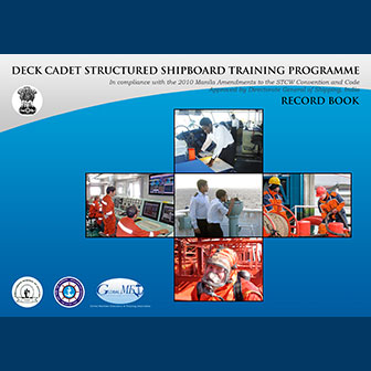 GlobalMET Deck Cadet Record Book and E-Learning
