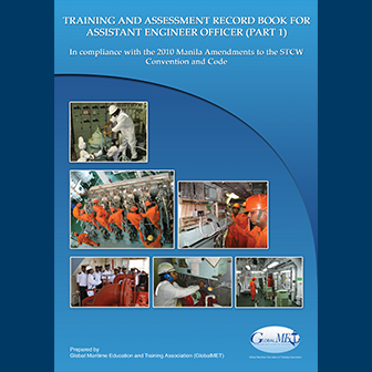 GlobalMET Engine Cadet Record Book and E-Learning
