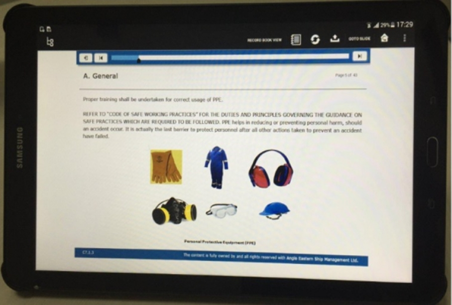 Anglo Eastern and MarinePALS launch learning platform.