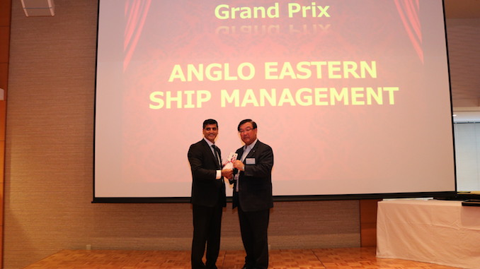 NYK awards Anglo Eastern's VR safety innovation