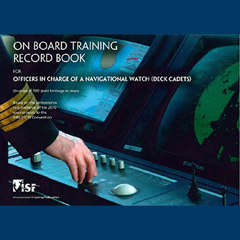 ISF Deck Cadet Record Book and E-Learning